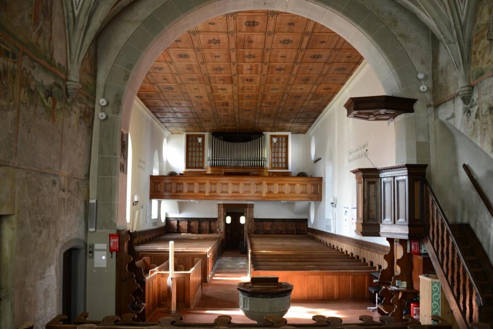 Kirchenbenutzung mit gewerblichem Hintergrund