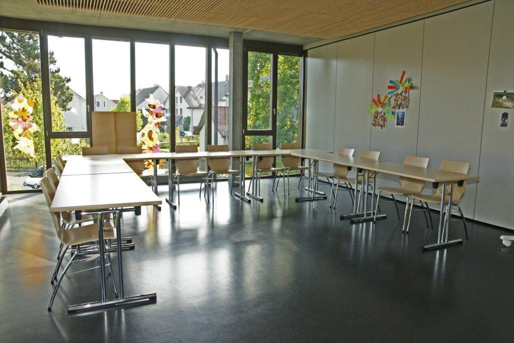 infrastruktur r ume kirchgemeindehaus reformierte kirchgemeinde wiesendangen. Black Bedroom Furniture Sets. Home Design Ideas
